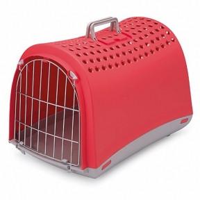 Imac Linus Переноска для собак и кошек 503234.5см Красная
