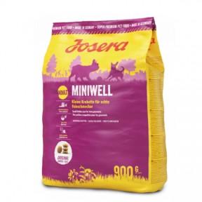 Josera Miniwell сухой корм для собак 15 кг