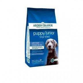 Arden Grange (Арден Грендж) для щенков и молодых собак крупных пород 12 кг