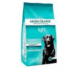 Arden Grange (Арден Грендж) Light - низкокалорийный для собак 2кг