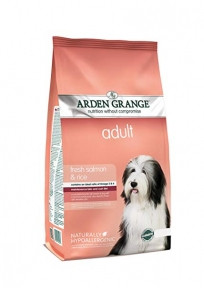 Arden Grange (Арден Грендж) для собак лососьрис 2 кг