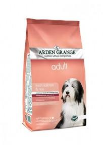 Arden Grange (Арден Грендж) для собак лососьрис 12 кг