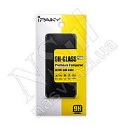 Захисне скло APPLE iPhone 6/6S Plus iPaky (0,3 мм 3D) чорне