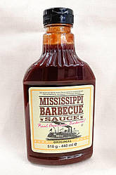 Mississippi Barbecue Sauce Original Соус Барбекю 510g