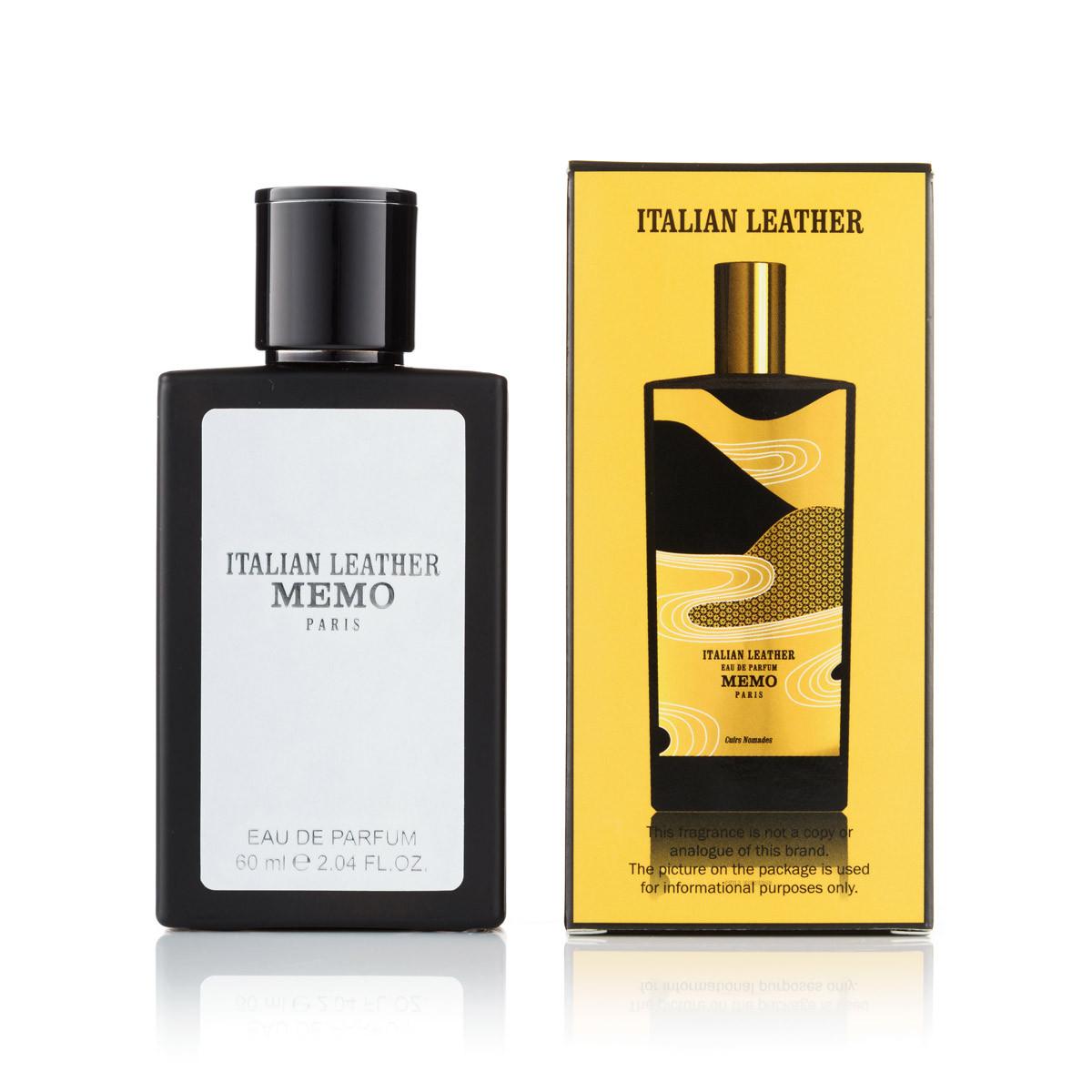 Memo Italian Leather 60 мл мини-парфюм