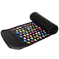 Массажный ортопедический коврик дорожка для ног детей с камнями