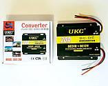Преобразователь Инвертор с 24v-12v (20A) ВидеоОбзор, фото 2