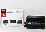 Преобразователь Инвертор 300W с 12в на 220в (ВидеоОбзор), фото 10