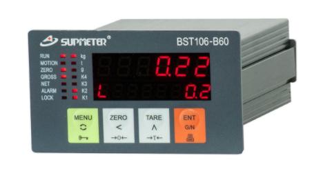 Весодозирующим контроллер BST106-B60 (A)
