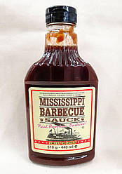 Mississippi Barbecue Sauce Sweet n Spicy 440ml