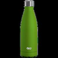 Нержавіюча пляшка/термос 0,5 л, Зелений