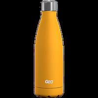 Нержавіюча пляшка/термос 0,5 л, Помаранчевий
