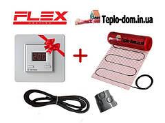 Нагревательный мат для електрического пола FLEX EHM + Terneo ST