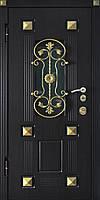 Двери входние металлические