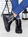 Ботинки кожаные Evolution 7181-28, фото 4