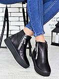 Ботинки кожаные Evolution 7181-28, фото 6