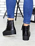 Ботинки кожаные Evolution 7181-28, фото 7
