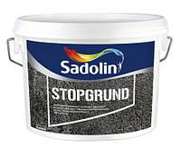 Грунтовочная краска для впитывающих поверхностей Sadolin STOPGRUND (СтопГрунт) 10л