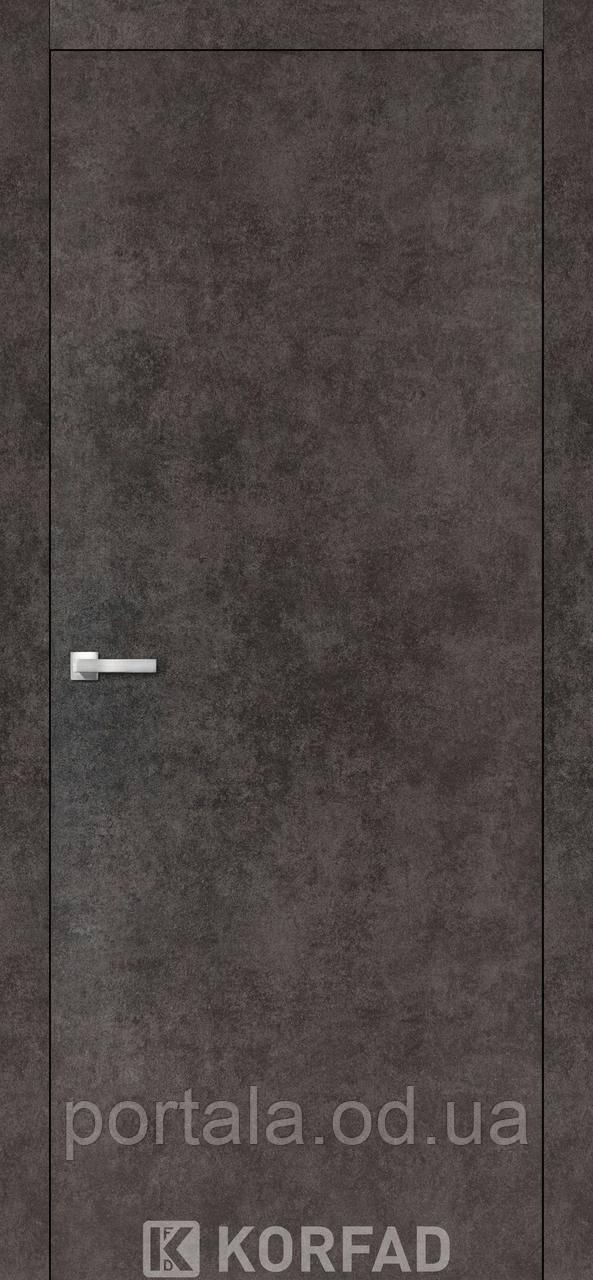 ДВЕРНЕ ПОЛОТНО KORFAD LP-01 (ЩИТОВІ ДВЕРІ)
