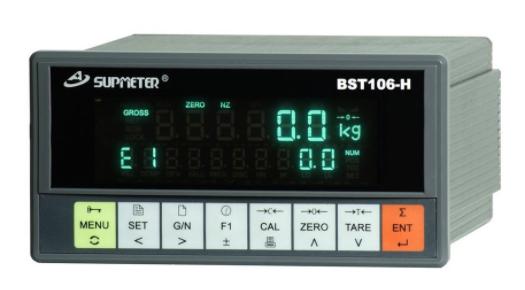 Вагодозуючий контролер BST106-H17