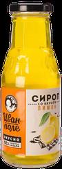 Низкокалорийный сироп «Иван-Поле» Лимон (340 грамм)