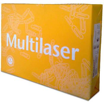 Бумага Multilaser 80g/m2, A4, 500л, class C, белизна 150% CIE