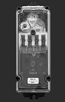 Ввідний щиток ТБ-11 на 1 запобіжник (розподільна коробка для опор освітлення) IP 54, Rosa