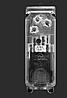 Ввідний щиток NТВ-3 на 3 запобіжника (розподільна коробка для опор освітлення) IP 54, Rosa