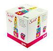 Кубики картонні Goki Вчимося рахувати (58508), фото 4