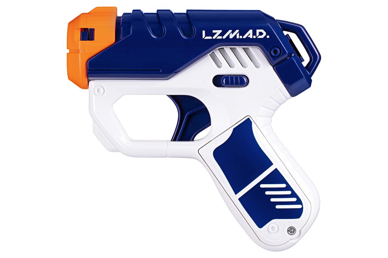 Іграшкова зброя Silverlit Lazer M.A.D. Black Ops Міні-бластер/ Мішень (LM-86861)