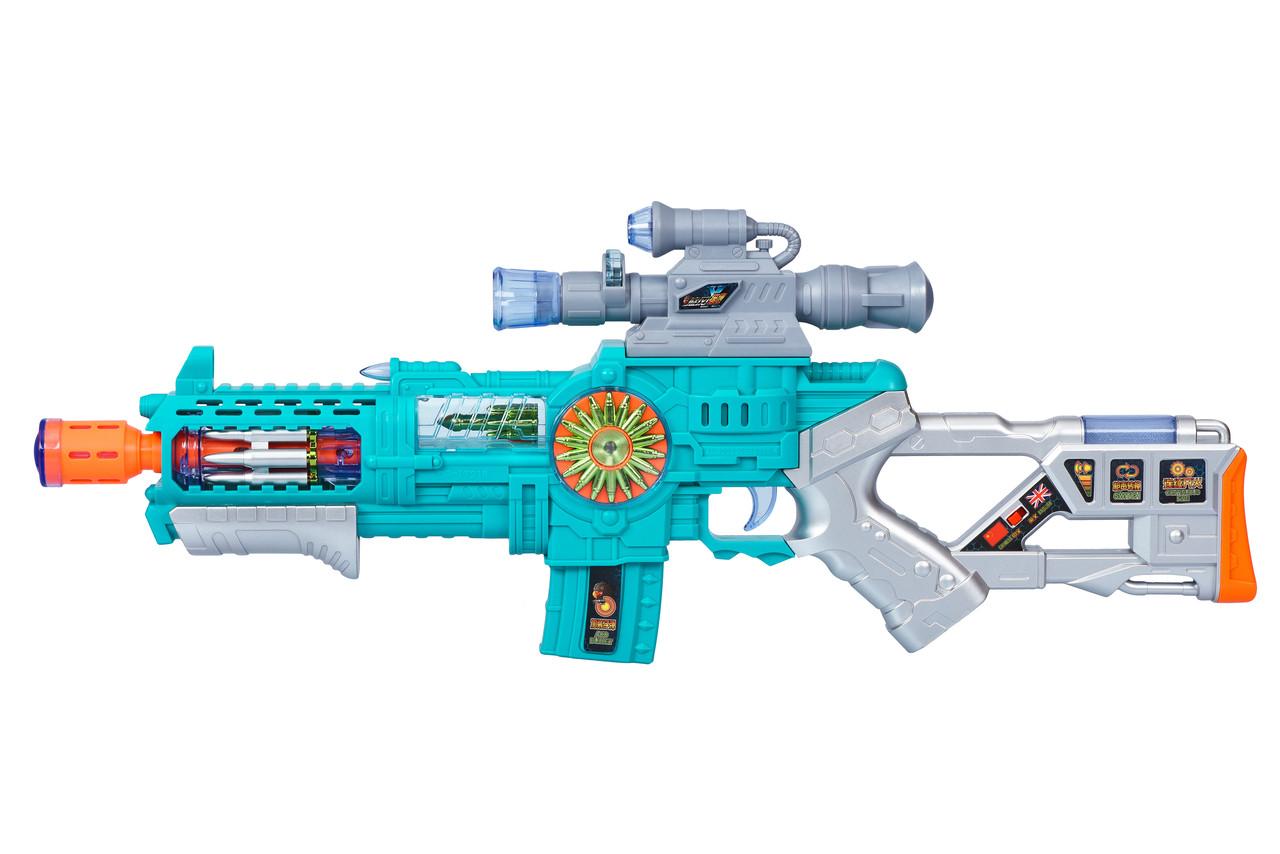 Игрушечное оружие Same Toy Peace Pioner Бластер (DF-17218AZUt)