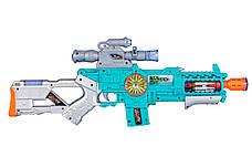 Игрушечное оружие Same Toy Peace Pioner Бластер (DF-17218AZUt), фото 2