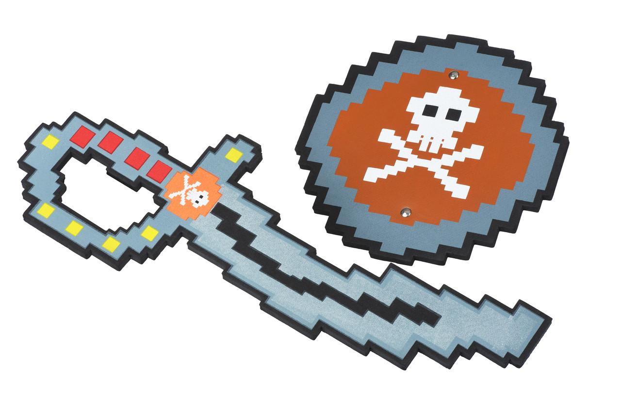 Набор игрушечного оружия Same Toy Пираты EVA (16044Ut)