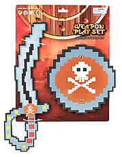Набір іграшкової зброї Same Toy Пірати EVA (16044Ut), фото 3