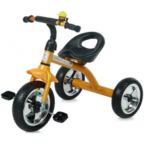 Велосипед 3х кол. Lorelli A28 (golden//black)