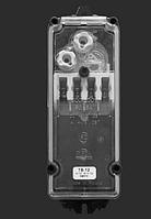 Ввідний щиток ТБ-12 на 2 запобіжника (розподільна коробка для опор освітлення) IP 54, Rosa