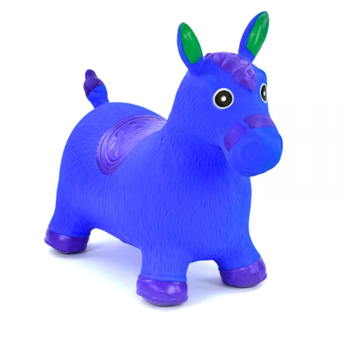 Прыгун Лошадка (синий)