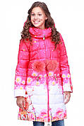 Зимние пальтишки для девочек