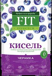 Кисель быстрорастворимый ФитПарад Fit Effectum  пакет-саше вкус Черника (30 грамм)