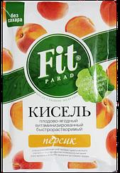 Кисель быстрорастворимый ФитПарад пакет-саше вкус Персик (30 грамм)