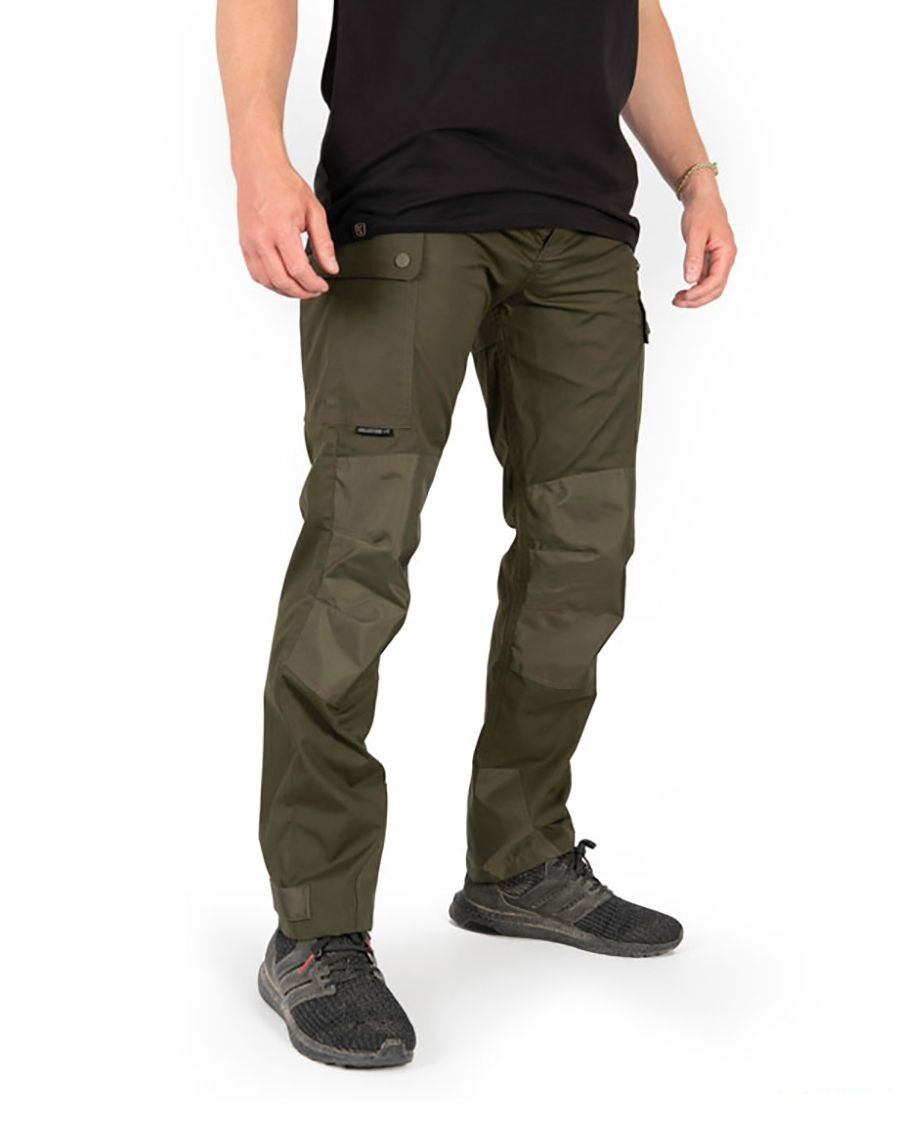 Штаны Зеленые Fox Collection HD Green Un-Lined Trouser size - S