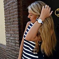 Стильные, модные наручные часы Daniel Wellington, фото 1