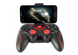Геймпад джойстик беспроводной для андроид и ios Bluetooth X3