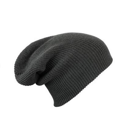 Трикотажные шапочки длинный крой 7955-1