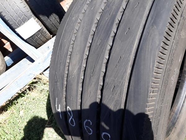 Шины б.у. 385.55.r19.5 Continental HTL1 Континенталь. Резина бу для грузовиков и автобусов