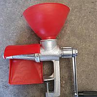 Ручная чугунная соковыжималка для томатов аналог Мотор Сич СБЧ-1