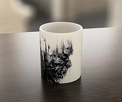 Кружка чашка Dying Light