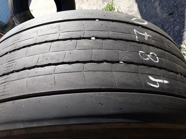 Грузовые шины б.у. / резина бу 385.55.r19.5 Continental Conti Eco Plus HT3 Континенталь. Мегаход