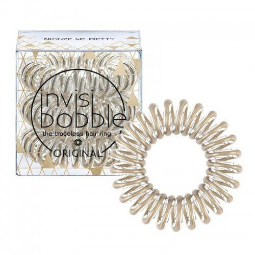 Гумка-браслет для волосся invisibobble ORIGINAL Bronze Me Pretty
