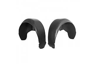 Подкрылки для Mazda 3 2003-2009 Задние Mega Locker Защита арок